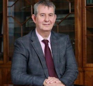 Northern Ireland DUP leader