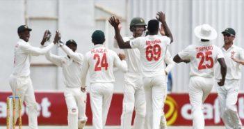 Amid Covid, Zimbabwe Cricket