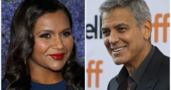 George Clooney, Mindy Kaling