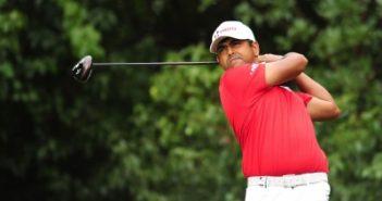 Golfer Lahiri earns his ticket