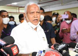 Nab BJP leader's murderers within 24 hours, Yediyurappa to police