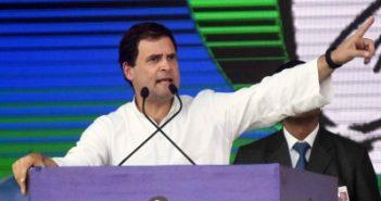 Rahul Gandhi to move an adjournment