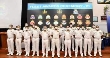 The Fleet Award Ceremony – Western Naval Command