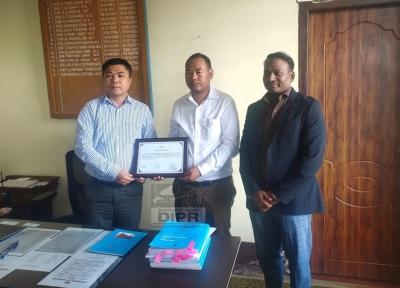 NDPP nominee in Nagaland