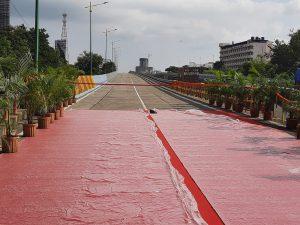 Inauguration of #MMRDA Kopri Bridge, Thane
