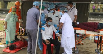 CR conducts joint mockdrill with NDRF