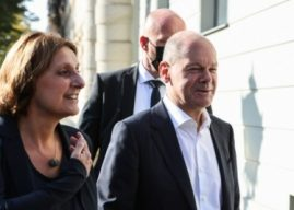 German poll results now official, Scholz closes in on Chancellorship